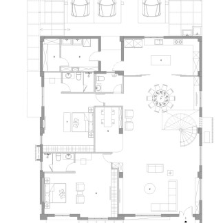 宜蘭冬山黃宅1F-Model